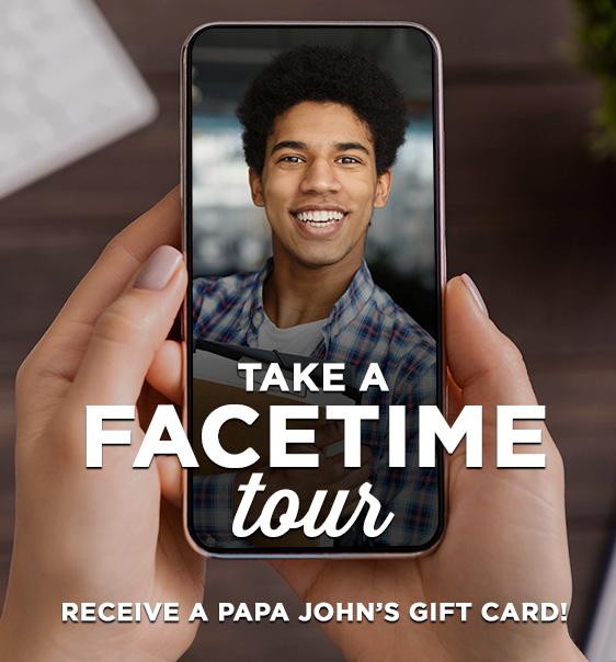 Take A FaceTime Tour