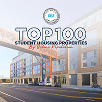 Top 100 Apartments 2021 Banner